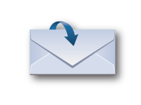 Computernail South Mail Icon